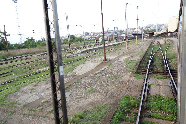 Beograd Trainstation